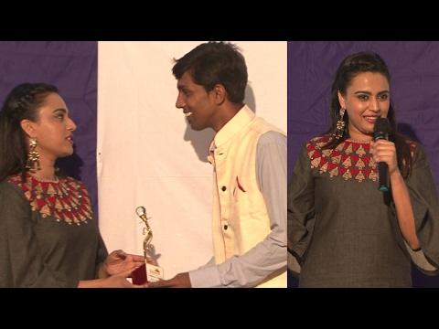 20 Years Of Celebration With Swara Bhaskar At Yuva Parivartan