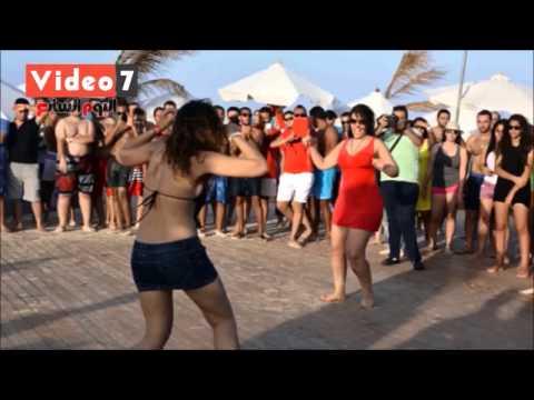Dance   in marina egypt (видео)