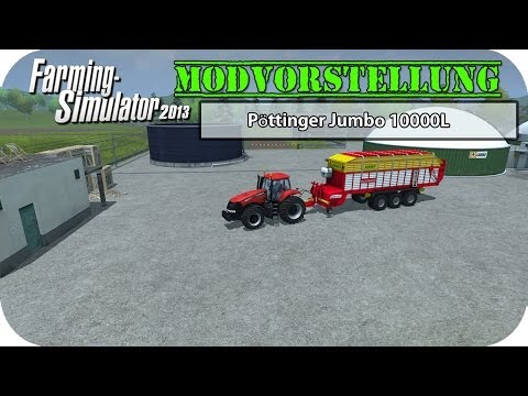 Pottinger Jumbo 10000L v2.0