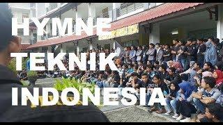 Hymne Teknik (Indonesia) - Lirik