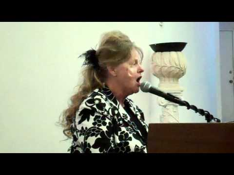 "Sister Wright sings….""Oh, We had a Time"" @ The Apostolic Lighthouse"