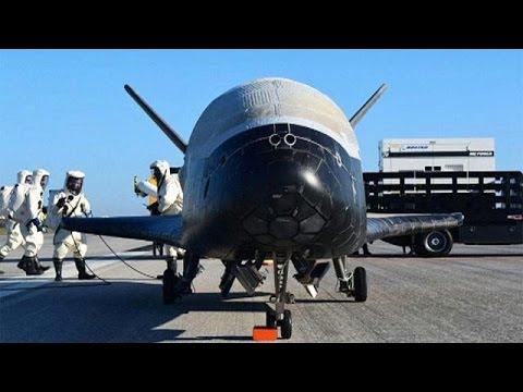 Θεωρίες συνωμοσίας μετά την προσγείωση διαστημοπλοίου σε… «μυστική αποστολή»