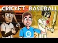 CRICKET vs. BASEBALL | Bad British Commentary