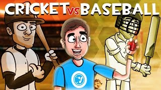 Video CRICKET vs. BASEBALL | Bad British Commentary MP3, 3GP, MP4, WEBM, AVI, FLV Agustus 2018