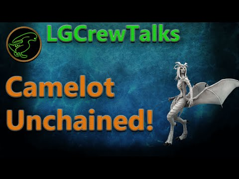 Camelot Unchained Vodcast Ep. 10: Beta 1 Classes and Crunch Wrapup Supreme