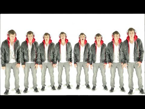Coldplay - Paradise - A Capella Cover - Mike Tompkins