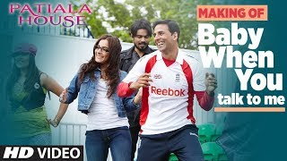 Baby When you talk to me-Patiala House Song