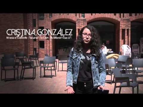 Entrar a la Nacional es un privilegio que no todos tienen - Cristina González.