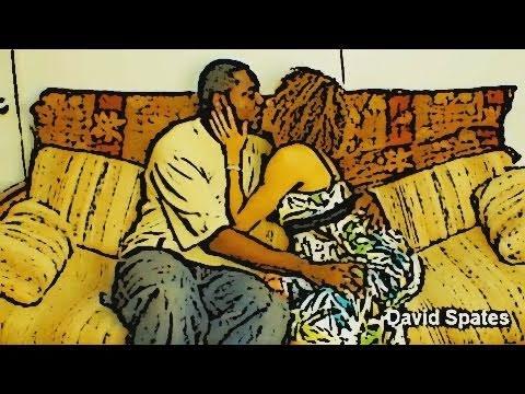 """Cartooned """" Cockblocking #2 """" ★DSCA★ ( David spates )"""