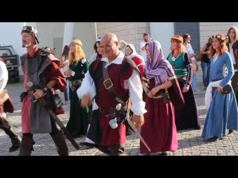 Feira Medieval em Potel    2004