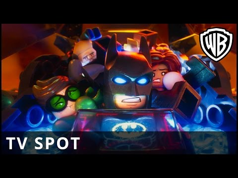 The Lego Batman Movie (TV Spot 'Assemble')
