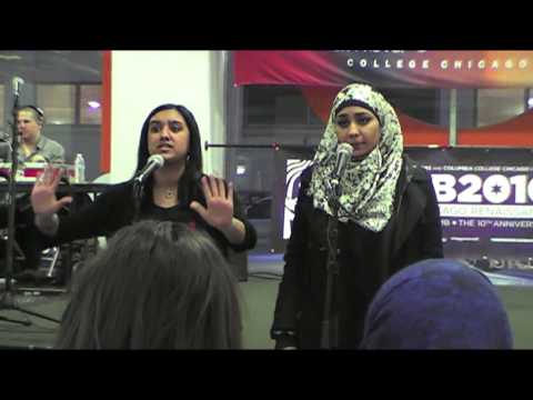 Noor Hasan – South Asian-American Muslim Slam Poets and Their Social Justice Discourse