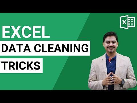 Top 30 Data Cleaning Tricks in Excel | Data Cleaning Course