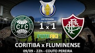 Blog FuteAki - Porque futebol é aqui! http://FuteAki.com.br Melhores momentos de Coritiba 1x1 Fluminense pela 24ª rodada do Brasileirão 2015 Link do post: ...