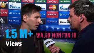 Video Messi buka bicara soal egi maulana (timnas u18) santri tv MP3, 3GP, MP4, WEBM, AVI, FLV Desember 2017
