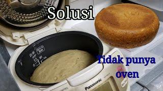 Video Resep BOLU Pisang  Rice Cooker Tanpa Oven MP3, 3GP, MP4, WEBM, AVI, FLV Maret 2019