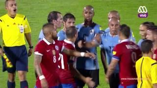 Video Uruguay 3 - 0 Chile | Eliminatorias Rusia 2018 MP3, 3GP, MP4, WEBM, AVI, FLV September 2018