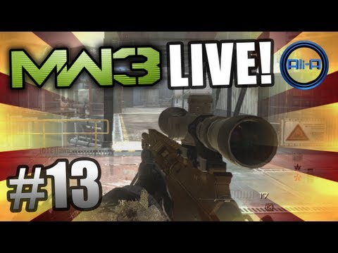 mw3 sniper gameplay - Shall I snipe more often? Hit the