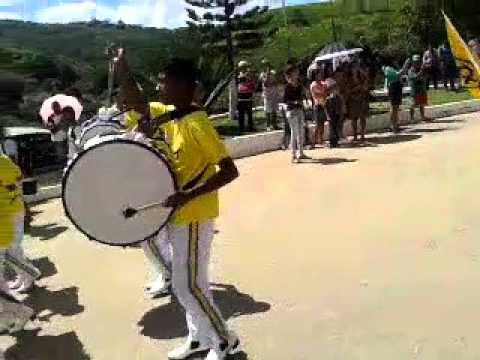 Banda ajito joven dia 7 de setembro em maraial