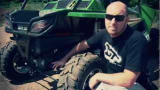 10. UTV Test Ride: 2012 Arctic Cat Wildcat 1000 HO