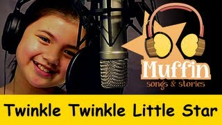 Twinkle Twinkle Little Star | Family Sing Along - Muffin Songs