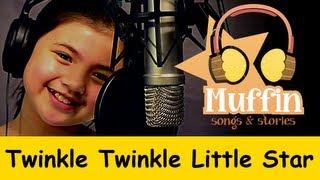 Twinkle Twinkle Little Star | Family Sing Along - Muffin Songs Video