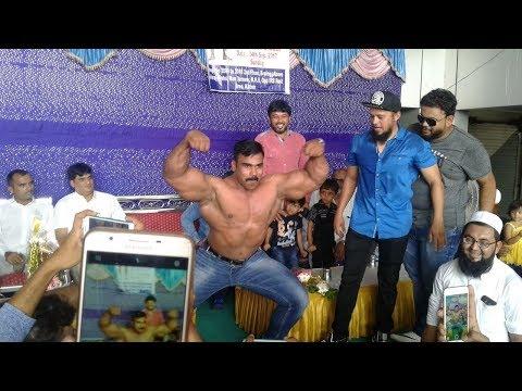 Video Mr India gym bodybuilder Mr murli kumar grand opening Austin gym kathor Aamboli & giriraj hotel download in MP3, 3GP, MP4, WEBM, AVI, FLV January 2017