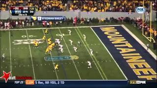 Aaron Colvin vs West Virginia (2012)