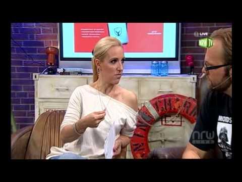 Großer Test der STRAMMER MAX® Shapewear bei LIFESTYLE NRW.TV