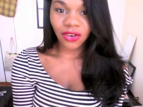 Straight Yaki Weave Tutorial - good for Natural hair