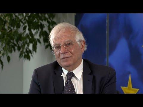 Γιοζέπ Μπορέλ: Ο  επικεφαλής της ευρωπαϊκής διπλωματίας στο Euronews…
