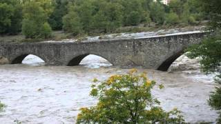 Piacenza Italy  city photos : Alluvione a Piacenza 14/09/2015 - Flash flood north italy -