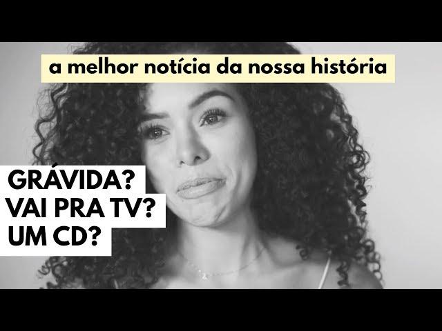 ACABOU O SUSPENSE - Rayza Nicácio