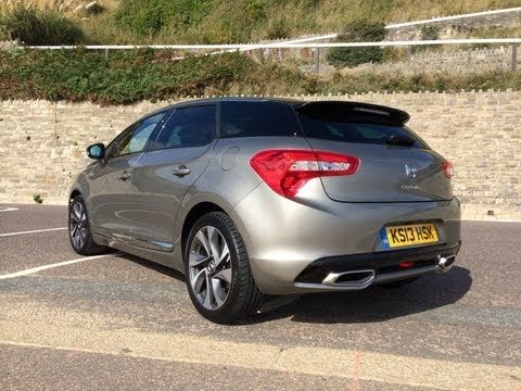 2013 Citroen DS5 DSPORT HDi 160 Review – Inside Lane