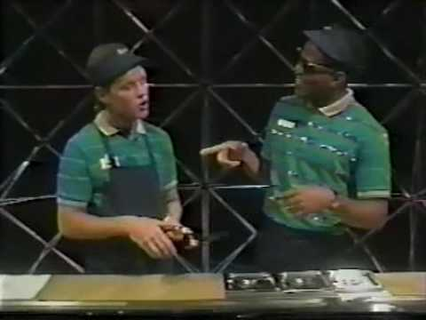 "Wendy's ""Grill Skills"" Training Video"