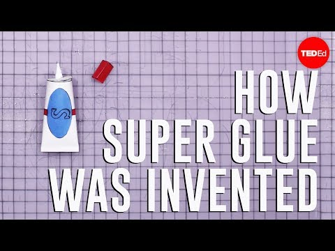 The Sticky History of Super Glue