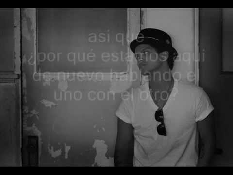 lil wayne ft bruno mars mirror en español, Video Oficil