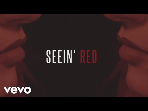 Seein' Red Lyric Video
