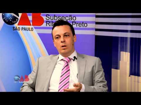 OAB na TV On Line Dr. Alexandre Colucci – Direitos e Prerrogativas