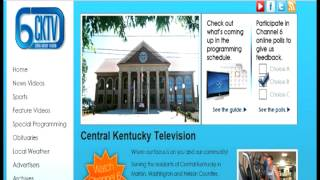 Central Kentucky TV Streaming 24/7