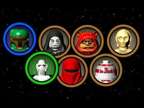 Lego Star Wars 6 12