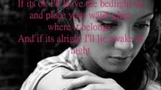 Delta Goodrem- I Can't Break It To My Heart lyrics
