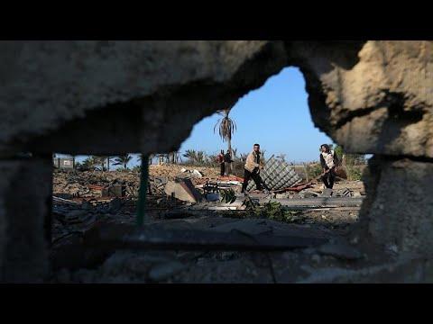 Γάζα: Ένας νεκρός από αεροπορική επιδρομή