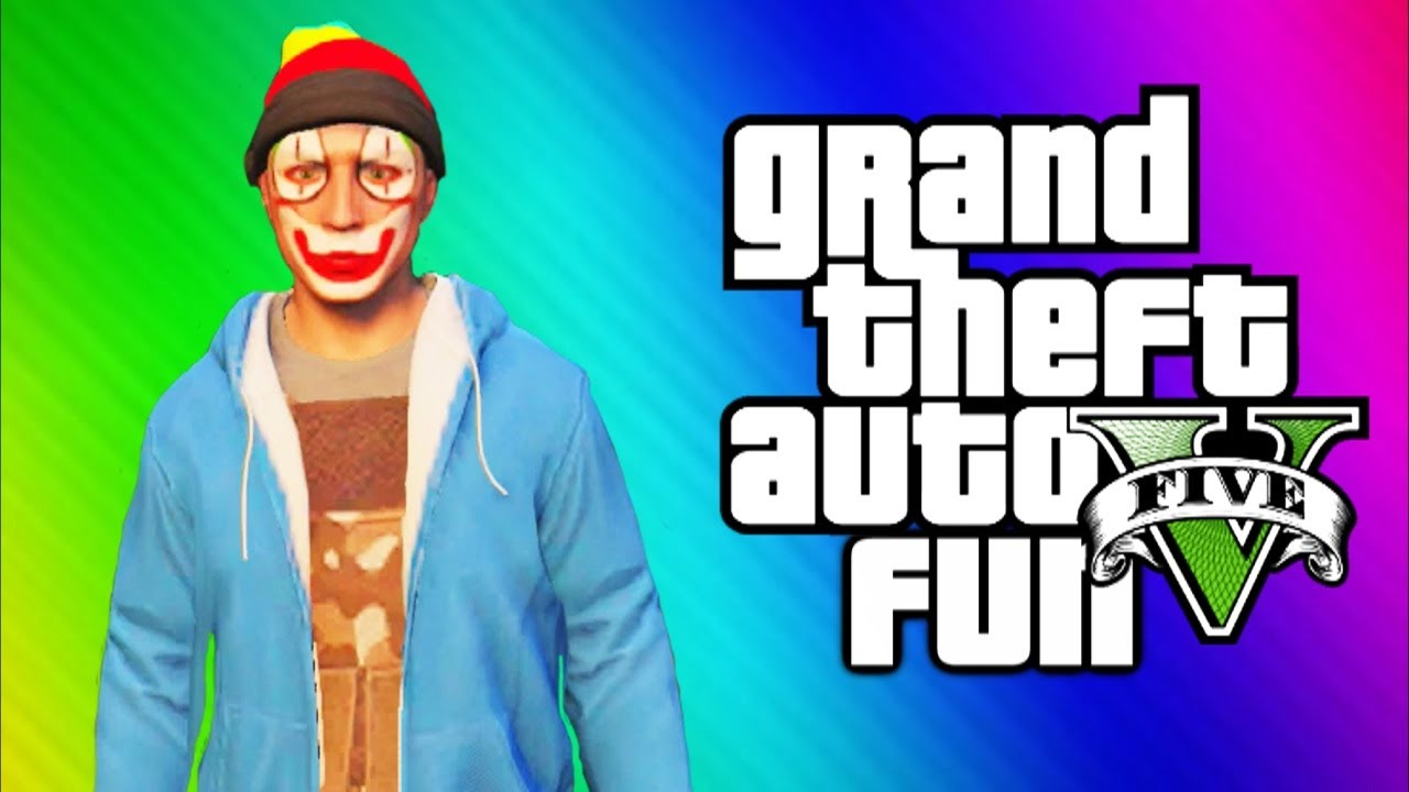 GTA 5 Online Funny Moments Gameplay – Darts, Underwater Glitch, Mission, Magic Show (Multiplayer)