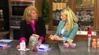 ABC: Healthy Lunch Box Staples