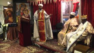 ቀሲስ ተስፋዬ መቆያ @ Houston Debre Genet PART 2