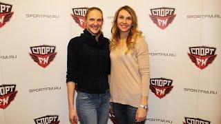 Наталья Ищенко и Светлана Ромашина в гостях у 100% Утра
