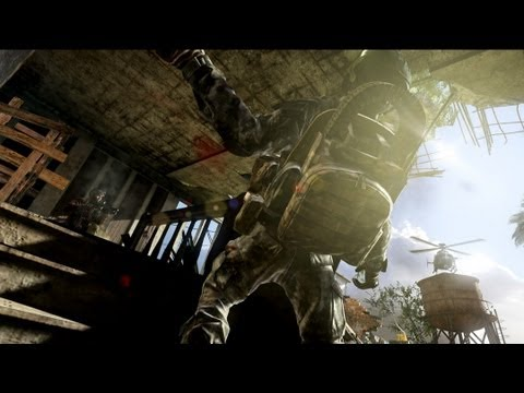 Call of Duty: Ghosts Multiplayer Reveal Video