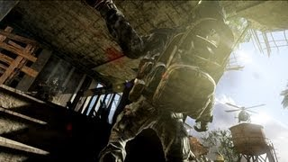 Official Call Of Duty: Ghosts Multiplayer Reveal Trailer