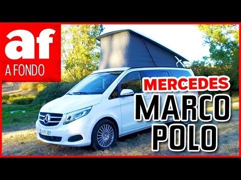 Mercedes-Benz Marco Polo  Así es